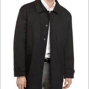 NWT - Ralph Lauren Black Trenchcoat! 💦 💧 💧